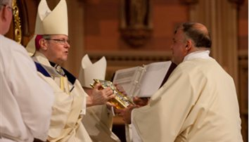 NEW DEACONS ORDAINED