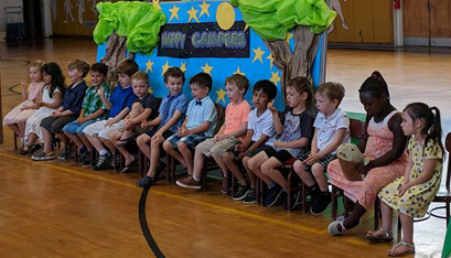 THE CLASS OF 2031 at St. Mary's Academy, Hoosick Falls